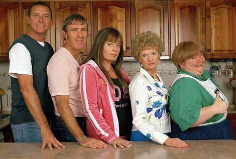 Cast of 'Kath & Kim'