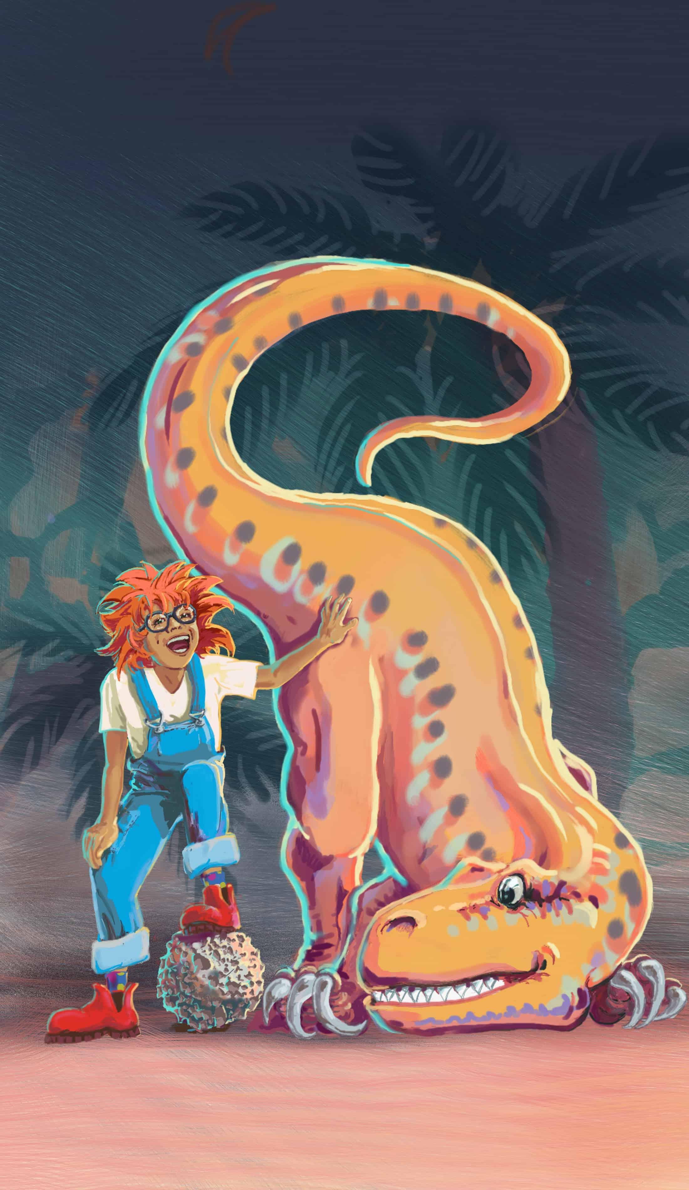 Billie & the Dinosaurs