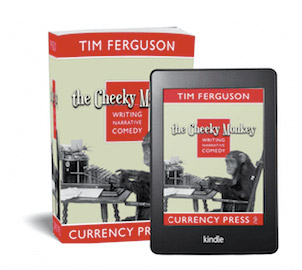 Buy Tim Ferguson book