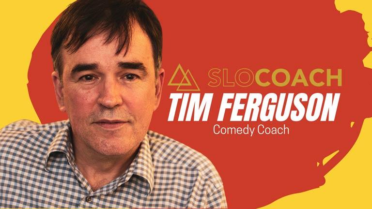 Tim Ferguson Comedy Coach